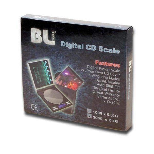 CD BL Scale 100g x 0.01g 3