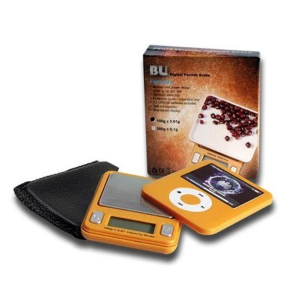 BL Scale MP3 100g x 0.01g