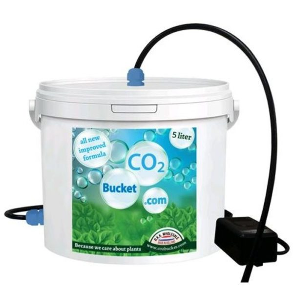 CO2 BOOSTER BUCKET