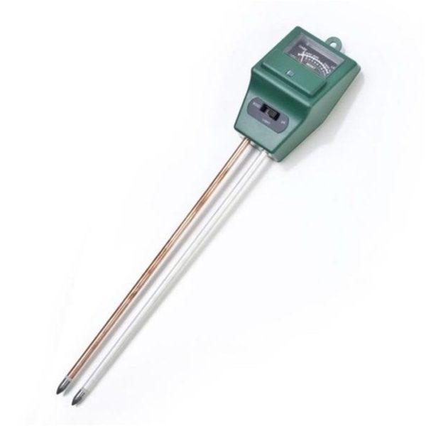 Igrometro x suolo + Luxmetro 2