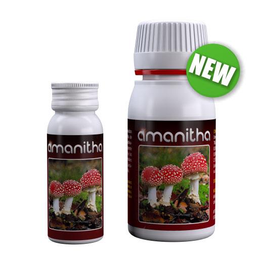 Agrobacterias Amanitha Oidio Killer